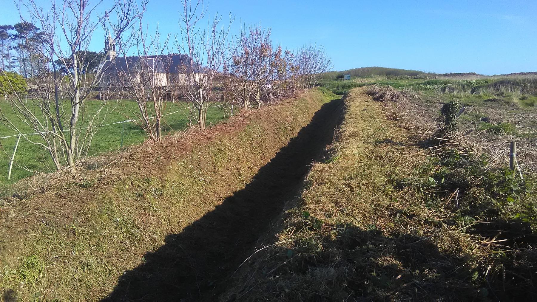 Chemin St Michel