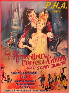 Les Merveilleux Contes de Grimm @ Maison communale- Salle N°7