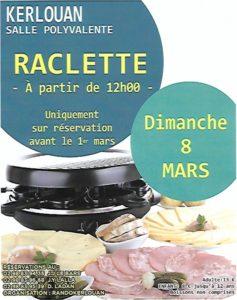 Raclette Rando Kerlouan @ Kerlouan