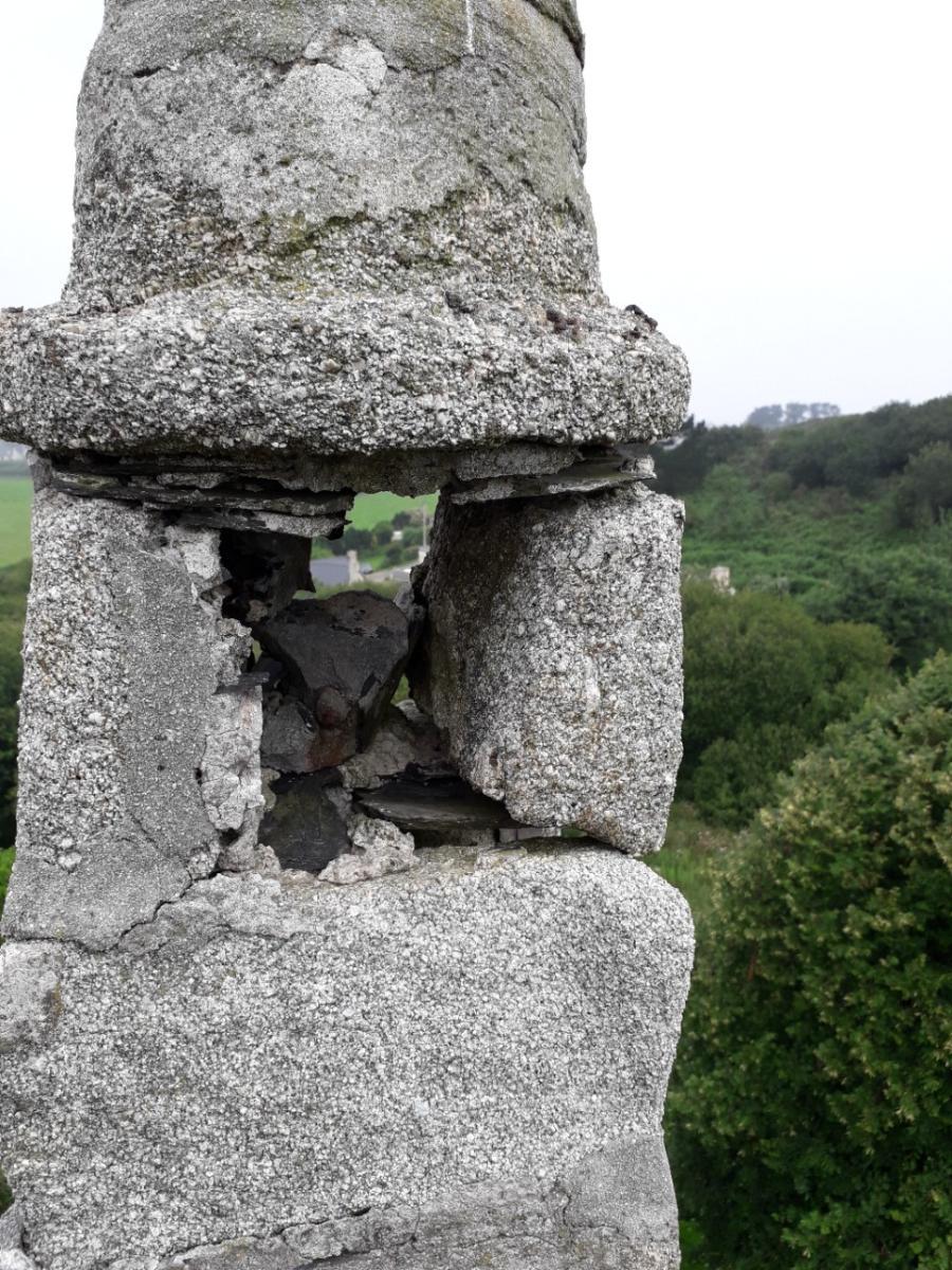 """La pierre """"tremblante"""""""